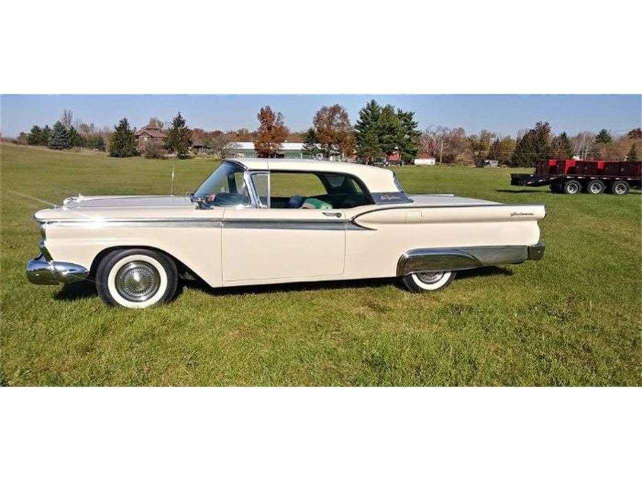 1959 Ford Skyliner (CC-1296131) for sale in Cadillac, Michigan