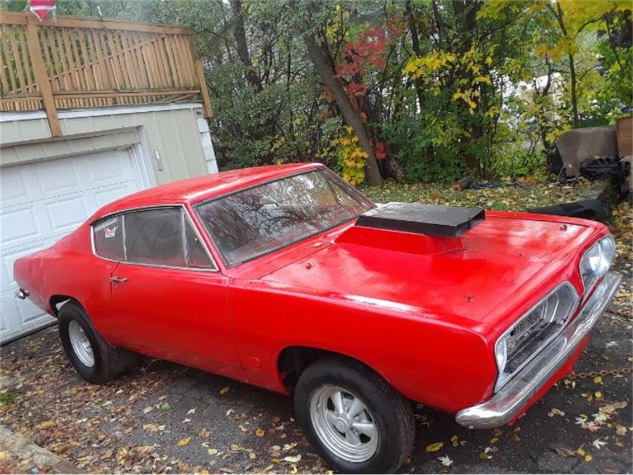 1967 Plymouth Barracuda (CC-1296132) for sale in Cadillac, Michigan