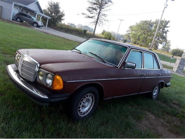1980 Mercedes-Benz 300D (CC-1296137) for sale in Cadillac, Michigan