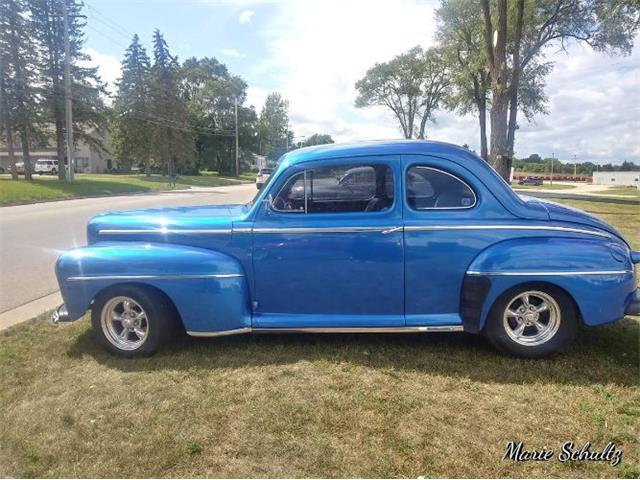 1947 Ford Coupe (CC-1296140) for sale in Cadillac, Michigan