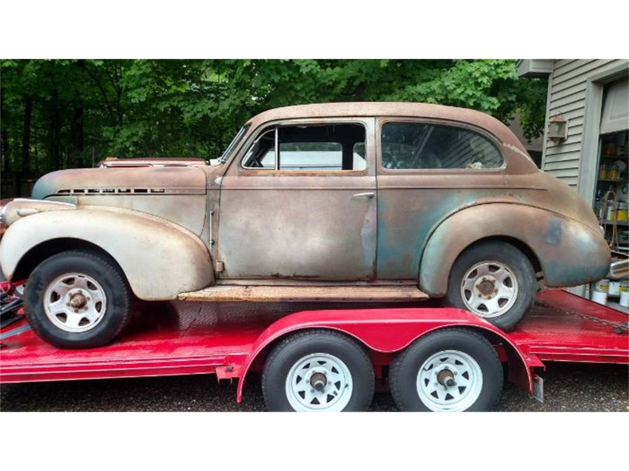 1940 Chevrolet Coupe (CC-1296141) for sale in Cadillac, Michigan