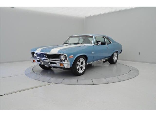 1971 Chevrolet Nova (CC-1296151) for sale in Cadillac, Michigan