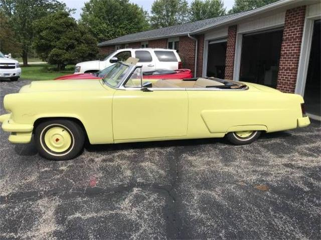 1954 Mercury Monterey (CC-1296152) for sale in Cadillac, Michigan