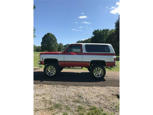 1978 Chevrolet Blazer (CC-1296157) for sale in Cadillac, Michigan