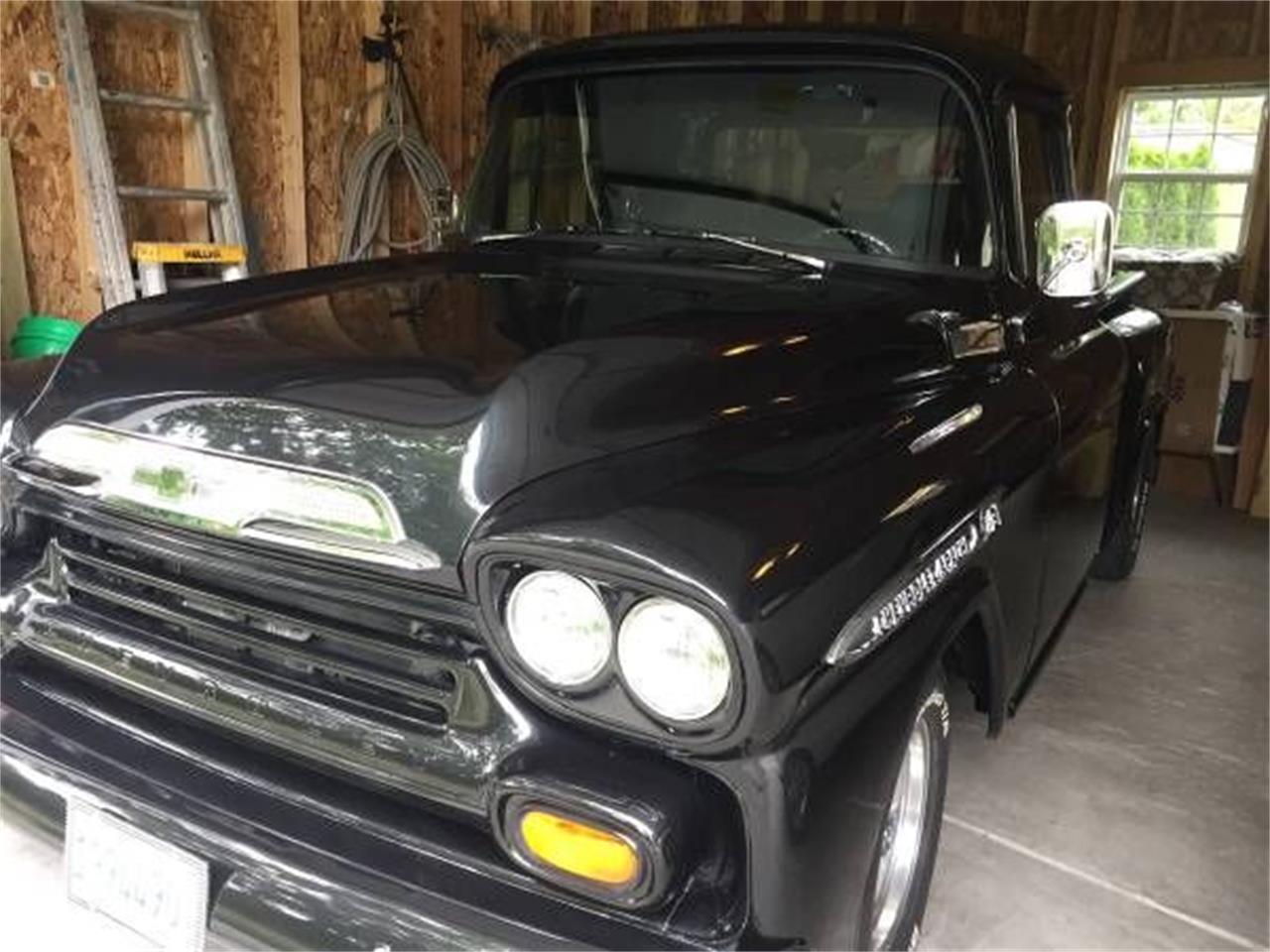1959 Chevrolet Apache (CC-1296159) for sale in Cadillac, Michigan