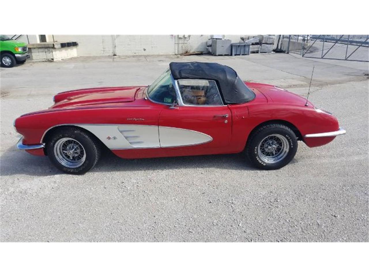 1960 Chevrolet Corvette (CC-1296162) for sale in Cadillac, Michigan