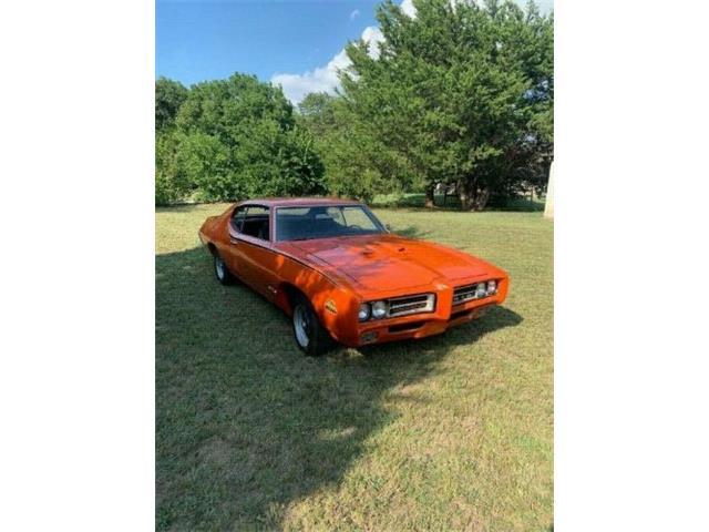 1969 Pontiac GTO (CC-1296167) for sale in Cadillac, Michigan