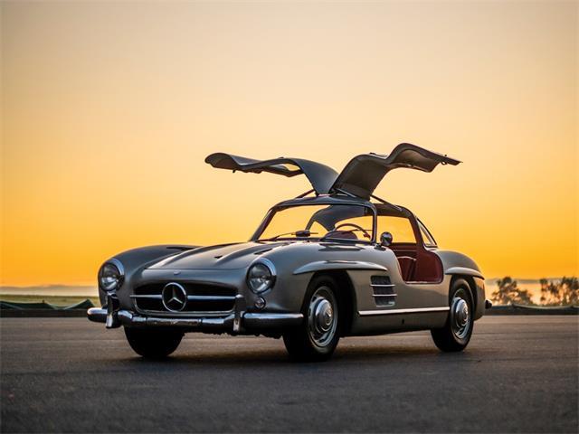 1956 Mercedes-Benz 300SL (CC-1296169) for sale in Yas Island, Abu Dhabi