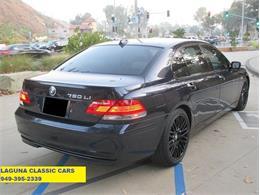 2007 BMW 750li (CC-1296174) for sale in Laguna Beach, California