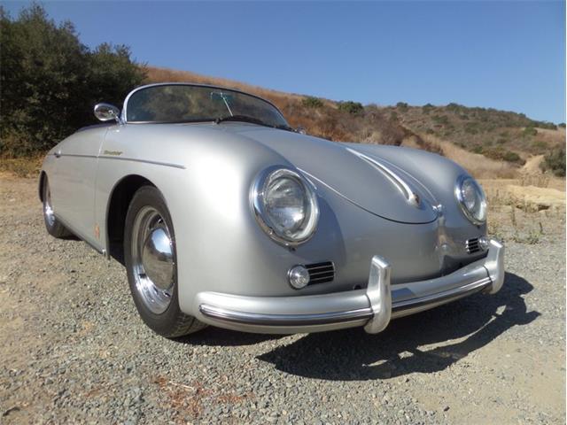 1957 Porsche 356 (CC-1296175) for sale in Laguna Beach, California