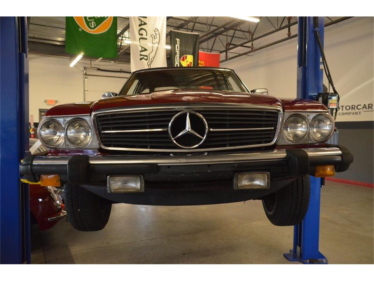 1979 Mercedes-Benz 450SL (CC-1296177) for sale in Lebanon, Tennessee