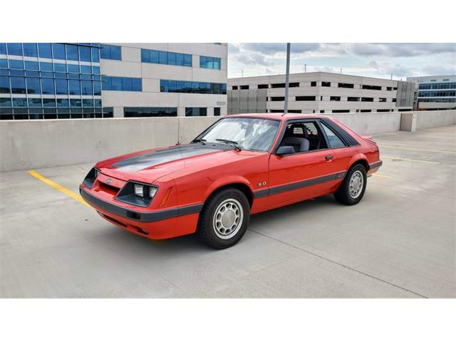 1986 Ford Mustang (CC-1296186) for sale in Austin, Texas