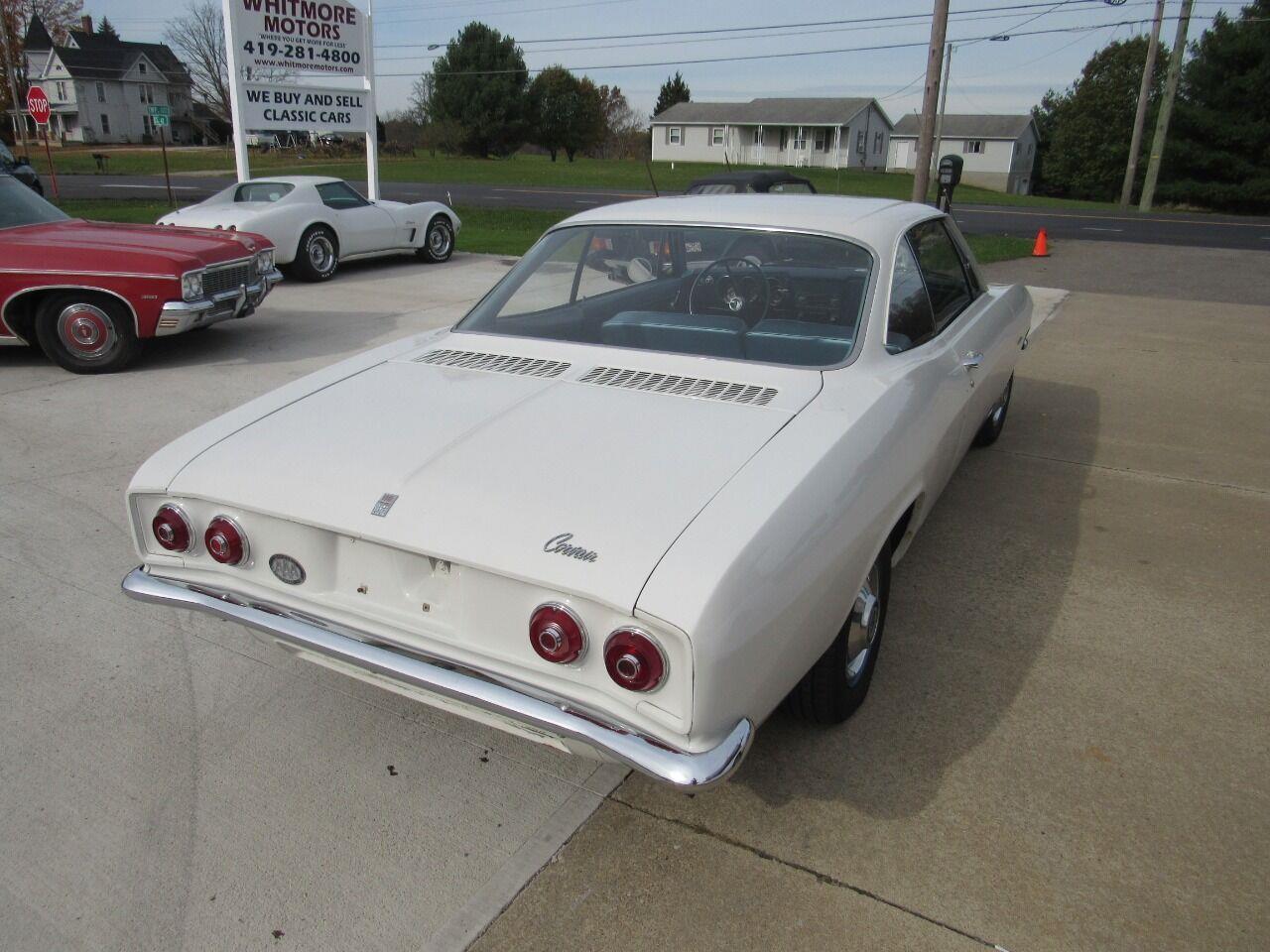1966 Chevrolet Corvair (CC-1296187) for sale in Ashland, Ohio