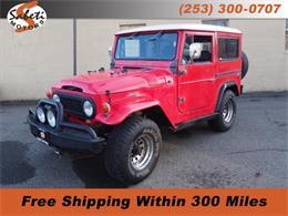 1969 Toyota Land Cruiser FJ (CC-1296190) for sale in Tacoma, Washington
