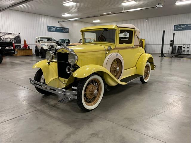 1929 Ford Model A (CC-1296199) for sale in Holland , Michigan