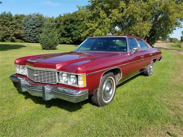 1974 Chevrolet Impala (CC-1296205) for sale in New Ulm, Minnesota