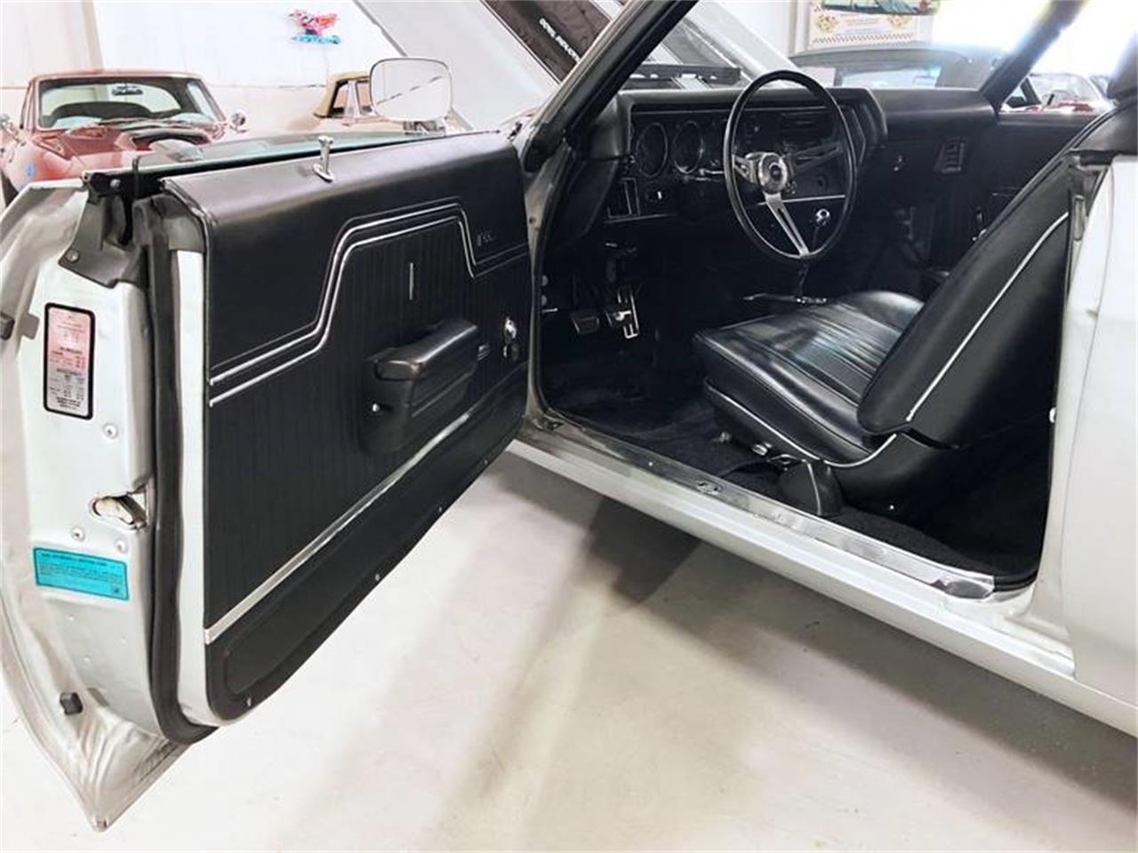 1970 Chevrolet Chevelle (CC-1296206) for sale in Burr Ridge, Illinois