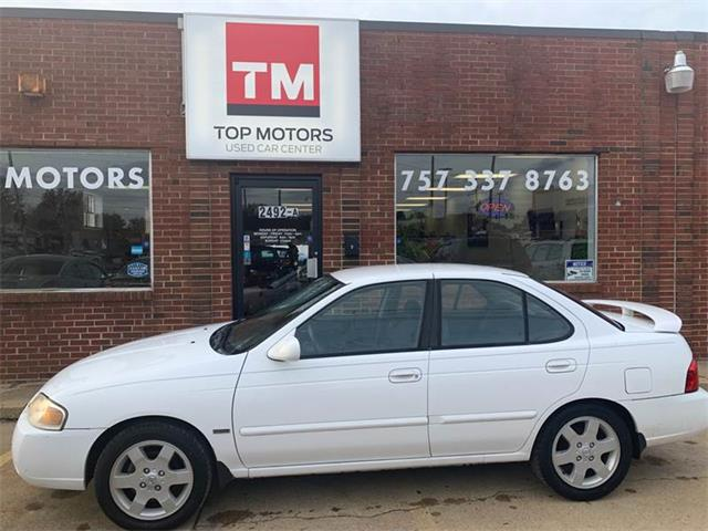 2005 Nissan Sentra (CC-1296211) for sale in Portsmouth, Virginia