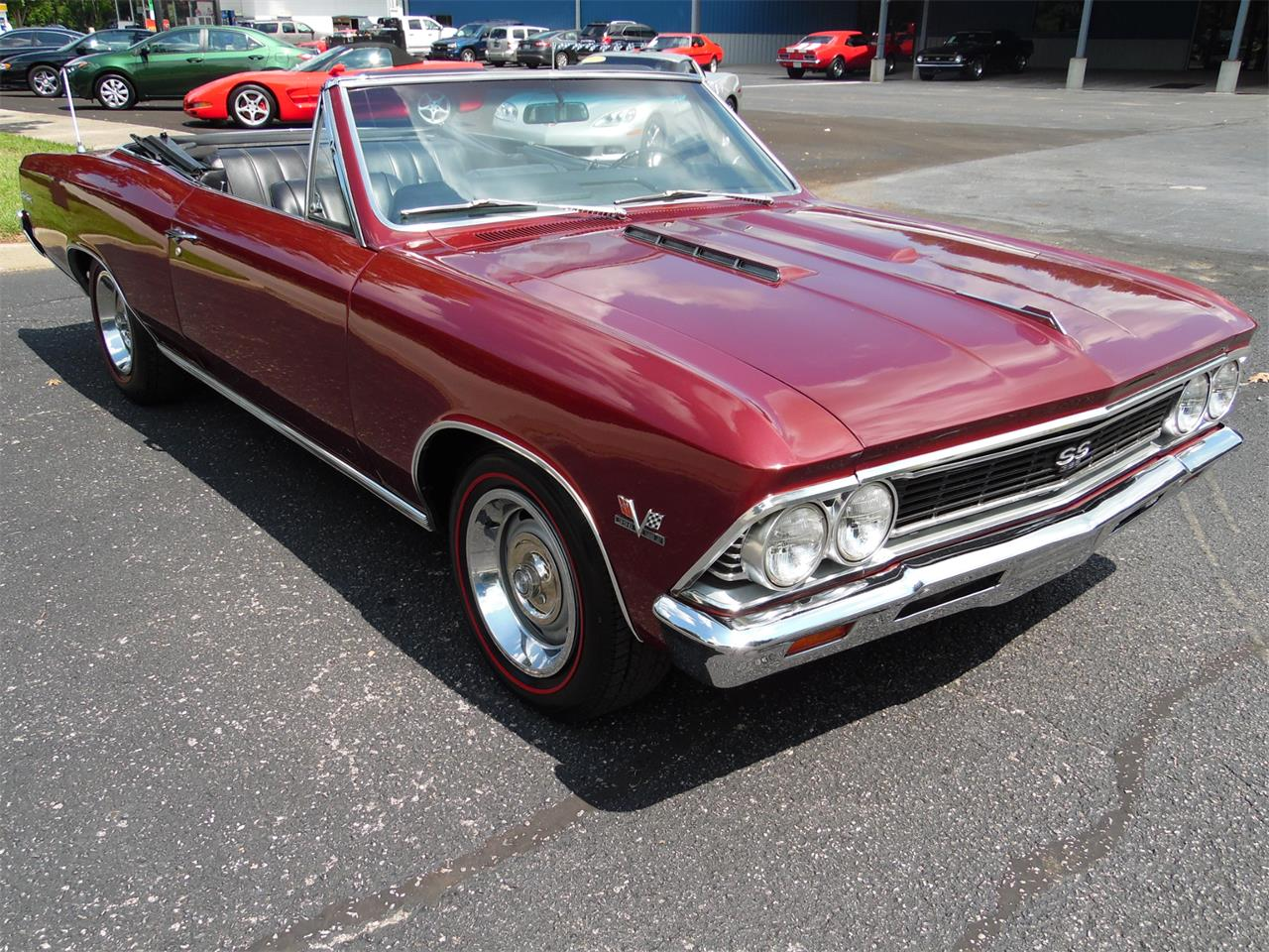 1966 Chevrolet Chevelle SS (CC-1296213) for sale in Paris , Kentucky