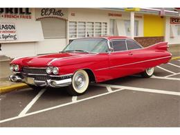 1959 Cadillac Series 62 (CC-1296217) for sale in Geneva, Ohio