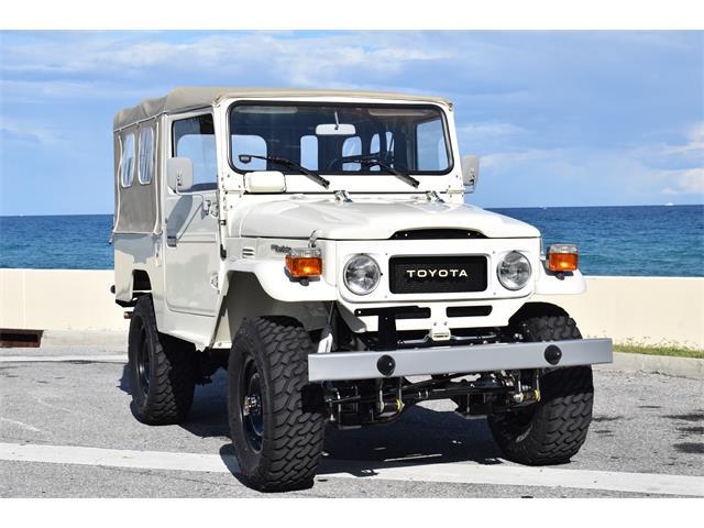 1982 Toyota Land Cruiser FJ (CC-1296228) for sale in West Palm Beach , Florida