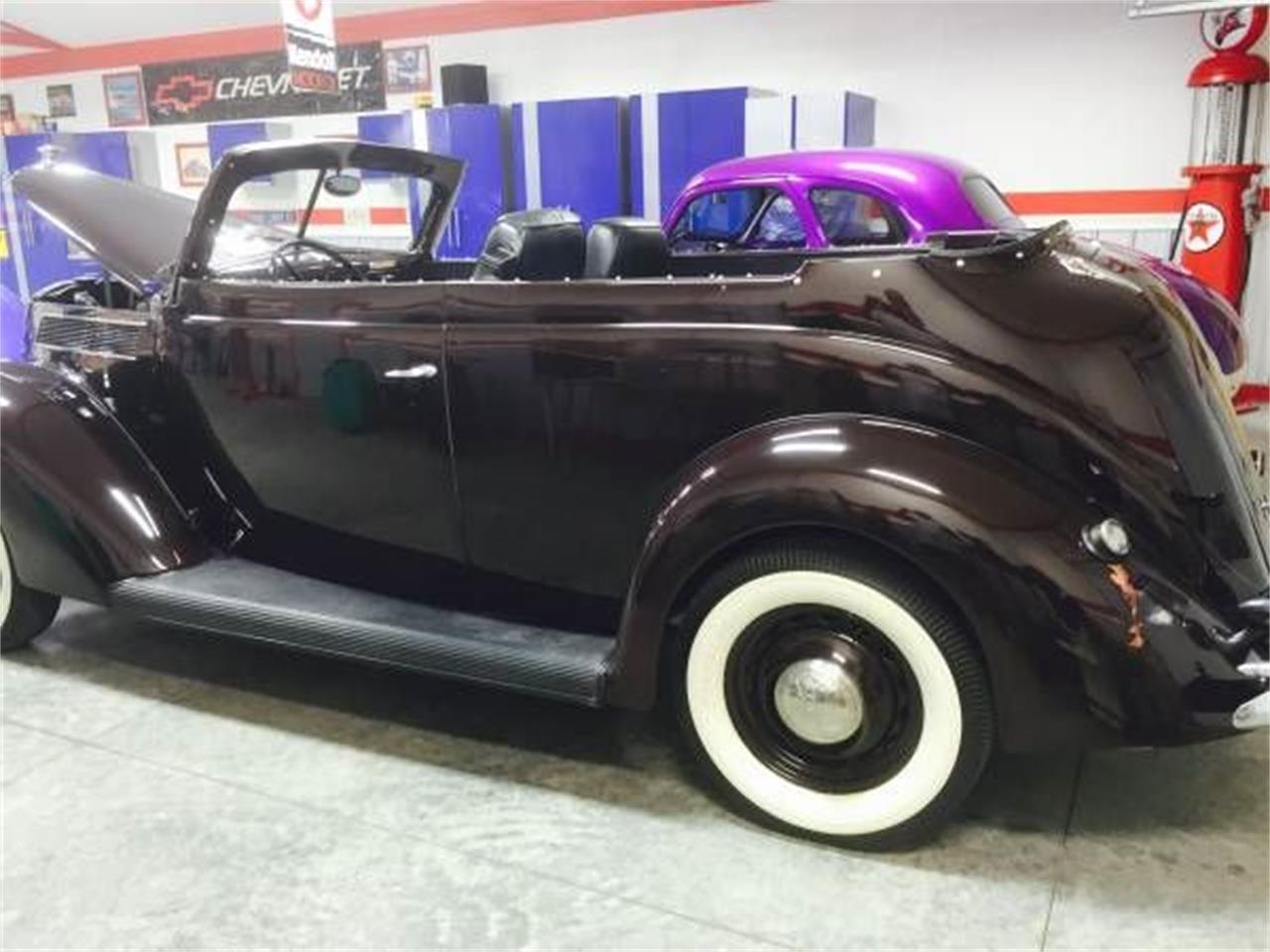 1937 Ford Roadster (CC-1296253) for sale in Cadillac, Michigan