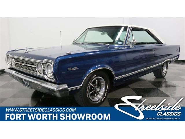 1967 Plymouth Satellite (CC-1296254) for sale in Ft Worth, Texas