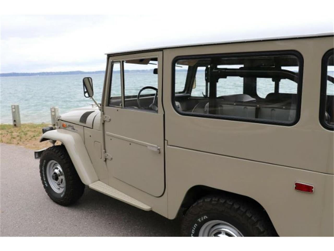 1971 Toyota Land Cruiser FJ40 (CC-1296263) for sale in Cadillac, Michigan