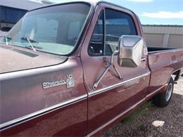 1978 Chevrolet Silverado (CC-1296264) for sale in Cadillac, Michigan