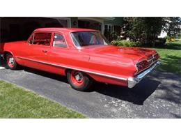 1963 Chevrolet Bel Air (CC-1296265) for sale in Cadillac, Michigan