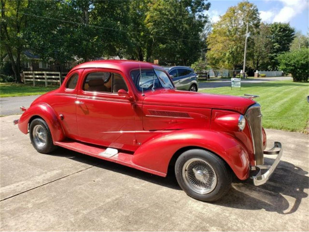 1937 Chevrolet Coupe (CC-1296268) for sale in Cadillac, Michigan