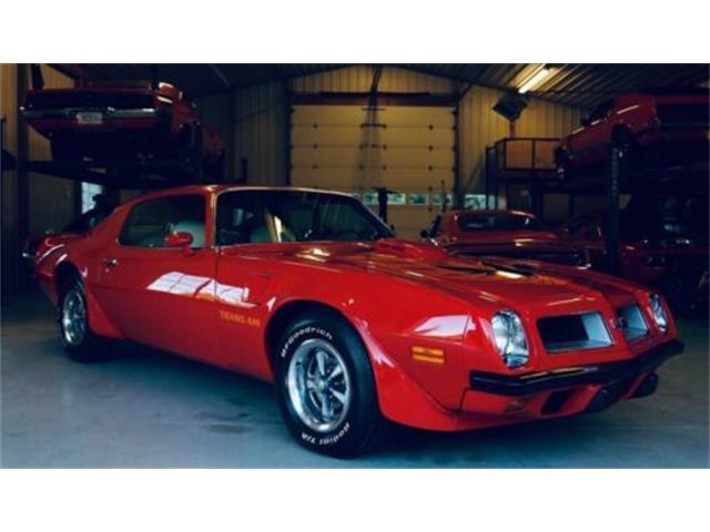 1974 Pontiac Firebird Trans Am (CC-1296269) for sale in Cadillac, Michigan