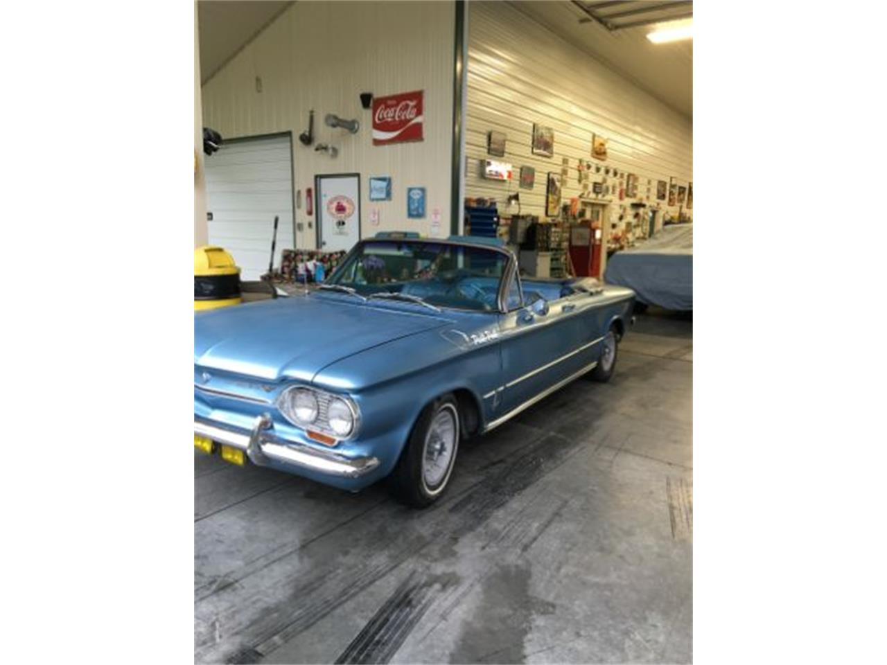 1963 Chevrolet Corvair (CC-1296273) for sale in Cadillac, Michigan