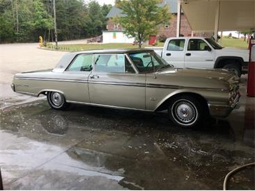 1962 Ford Galaxie (CC-1296277) for sale in Cadillac, Michigan