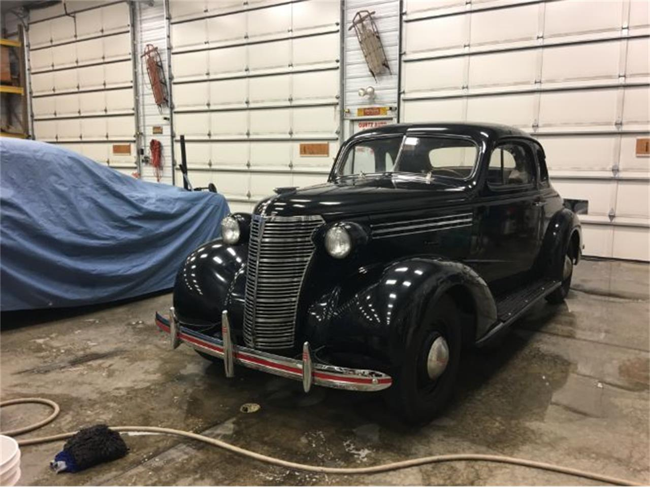 1938 Chevrolet Business Coupe (CC-1296280) for sale in Cadillac, Michigan