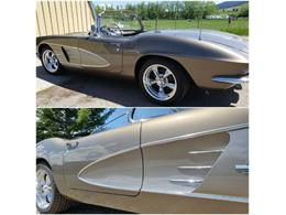 1961 Chevrolet Corvette (CC-1296284) for sale in Cadillac, Michigan