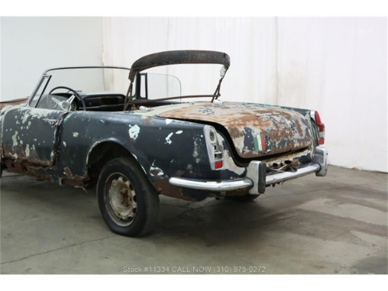 1963 Alfa Romeo 2600 (CC-1296297) for sale in Beverly Hills, California