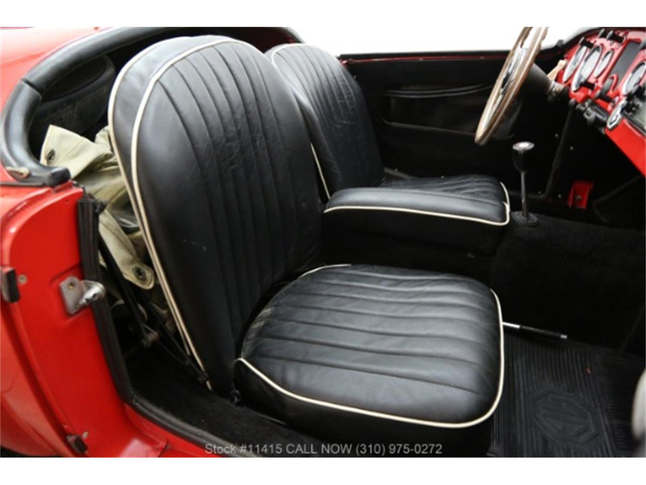 1957 MG Antique (CC-1296299) for sale in Beverly Hills, California