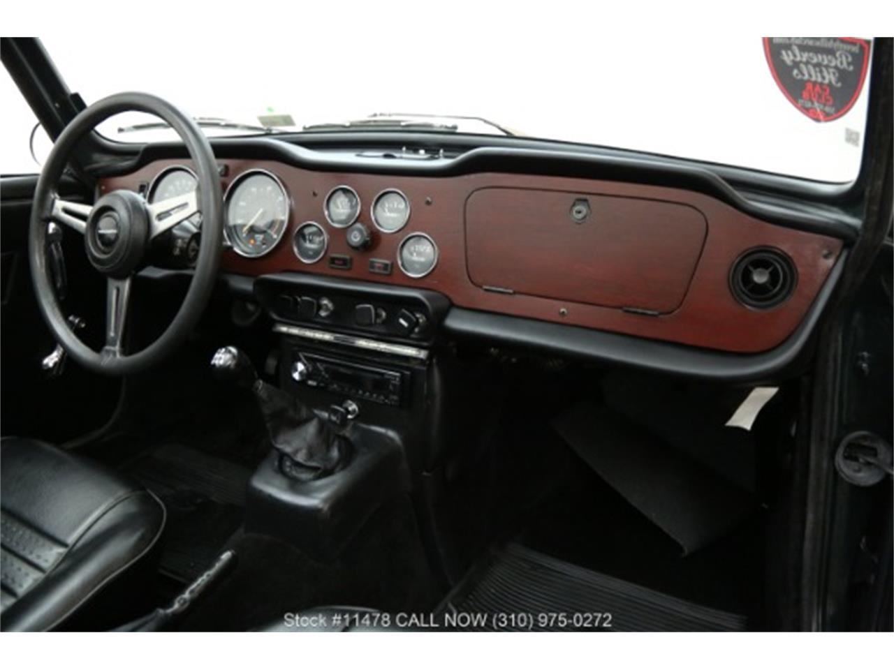1973 Triumph TR6 (CC-1296303) for sale in Beverly Hills, California
