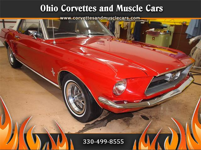 1967 Ford Mustang (CC-1296306) for sale in North Canton, Ohio