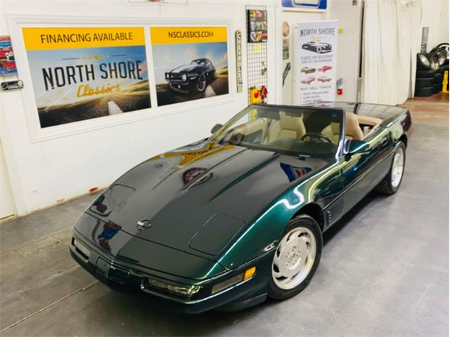 1995 Chevrolet Corvette (CC-1296309) for sale in Mundelein, Illinois