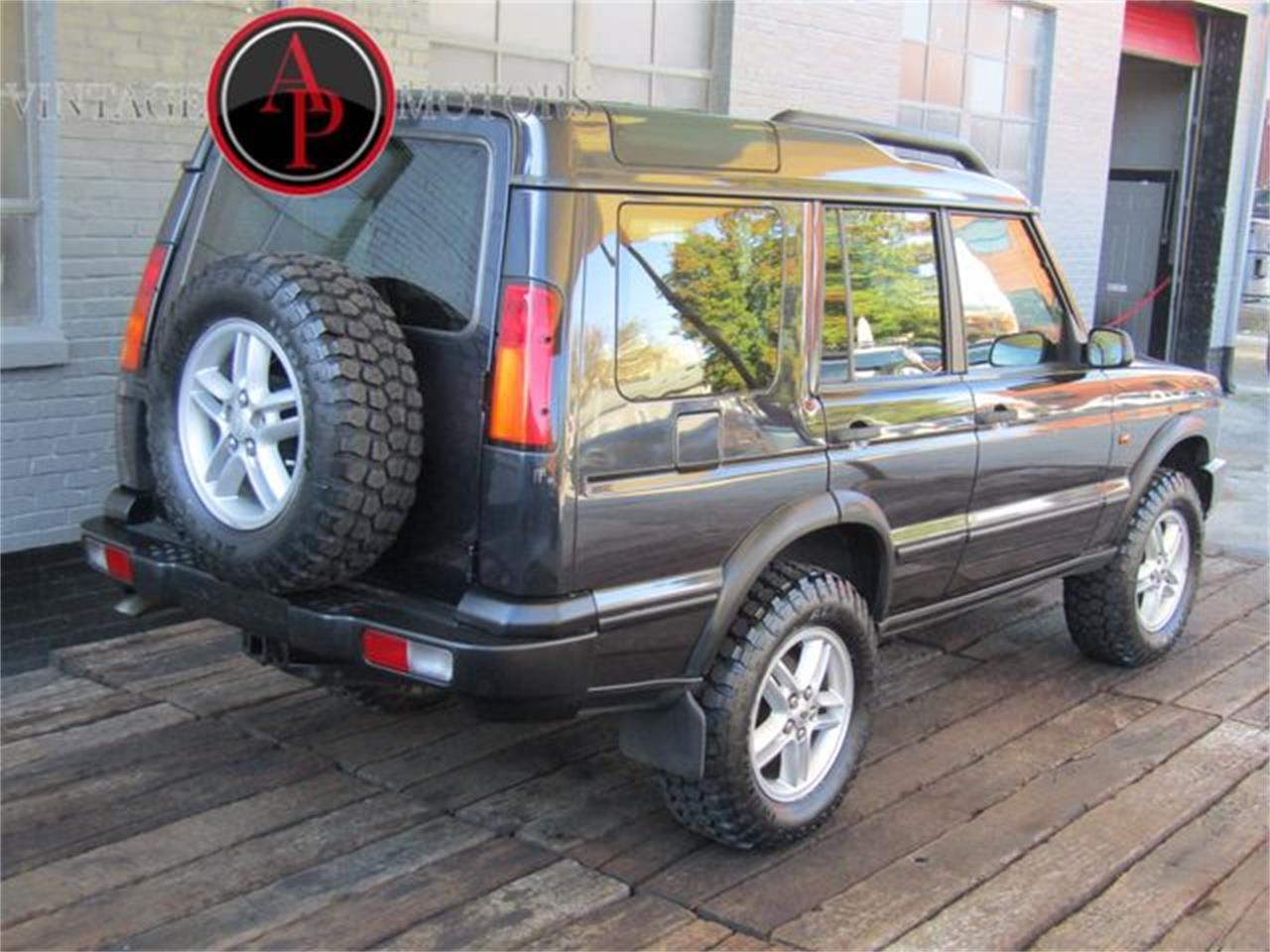 2004 Land Rover Discovery (CC-1296312) for sale in Statesville, North Carolina