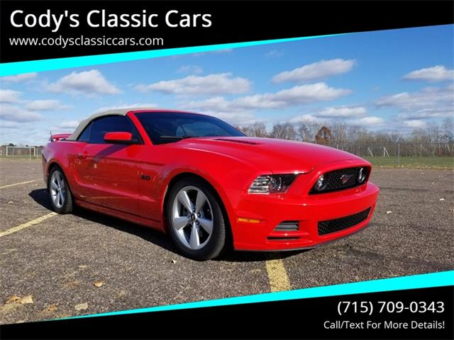 2013 Ford Mustang (CC-1296313) for sale in Stanley, Wisconsin