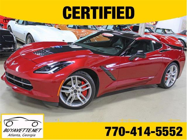 2014 Chevrolet Corvette (CC-1296315) for sale in Atlanta, Georgia