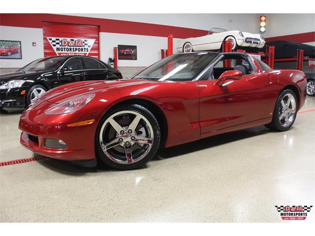 2008 Chevrolet Corvette (CC-1296323) for sale in Glen Ellyn, Illinois
