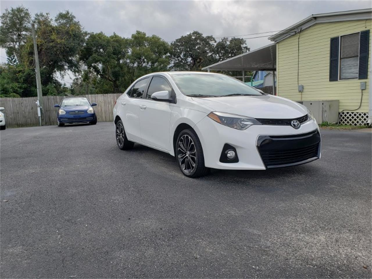 2016 Toyota Corolla (CC-1296324) for sale in Tavares, Florida