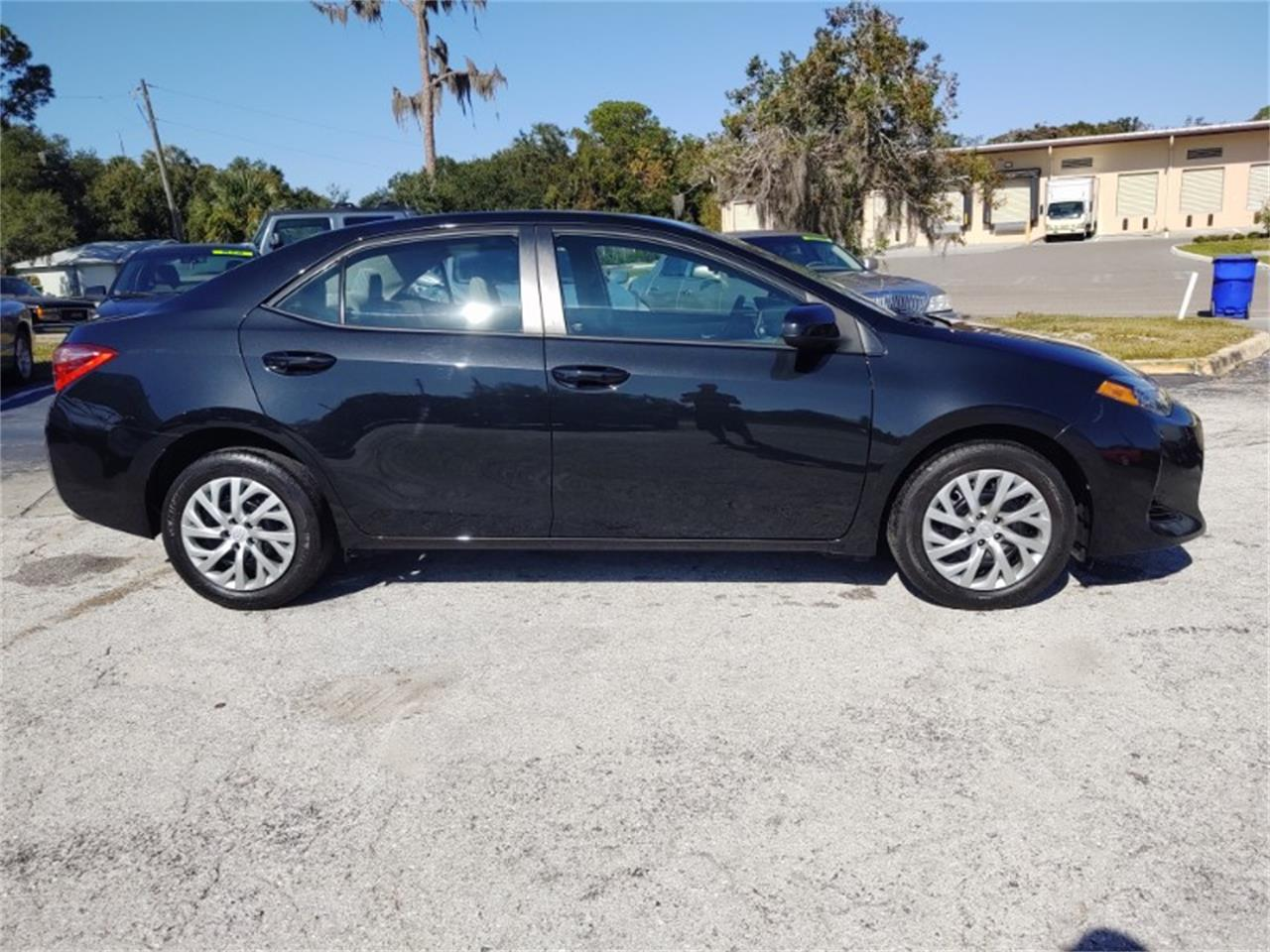 2017 Toyota Corolla (CC-1296325) for sale in Tavares, Florida