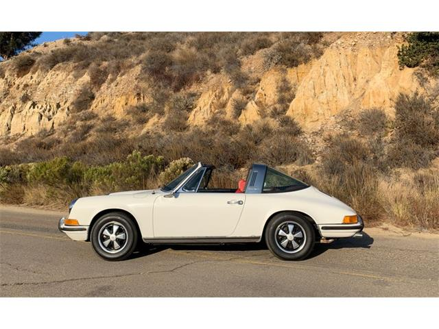 1970 Porsche 911 (CC-1296328) for sale in San Diego, California