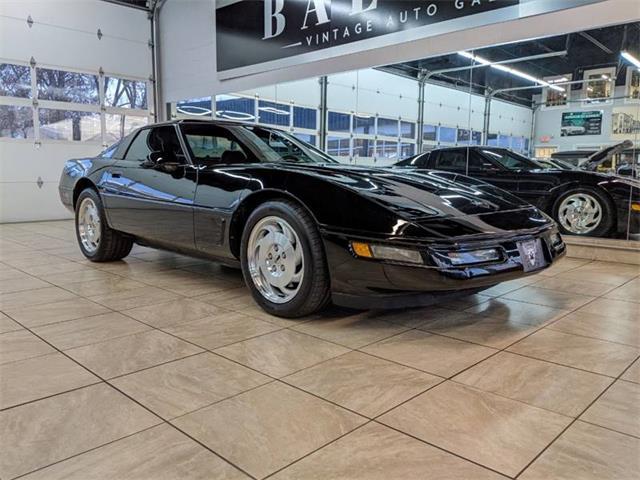 1996 Chevrolet Corvette (CC-1296331) for sale in St. Charles, Illinois