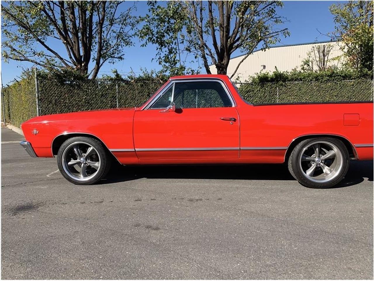1967 Chevrolet El Camino (CC-1296343) for sale in Roseville, California